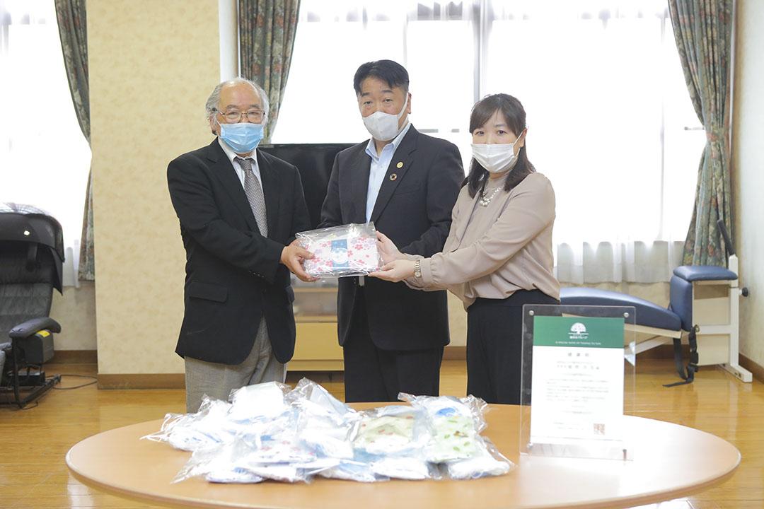 NPO法人アジア留学生サポートセンター 埴渕久志様