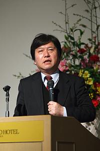 独立行政法人 福祉医療機構経営支援室 経営企画課長千葉成展氏
