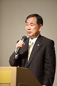 全国老人福祉施設協議会中田清会長