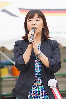 健祥会グループ本部長中村晃子