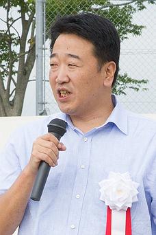 大会長中村太一