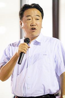 理事長中村太一