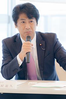 田村憲久 前厚生労働大臣